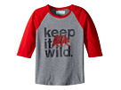 Columbia Kids Outdoor Elements 3/4 Sleeve Shirt (Little Kids/Big Kids)