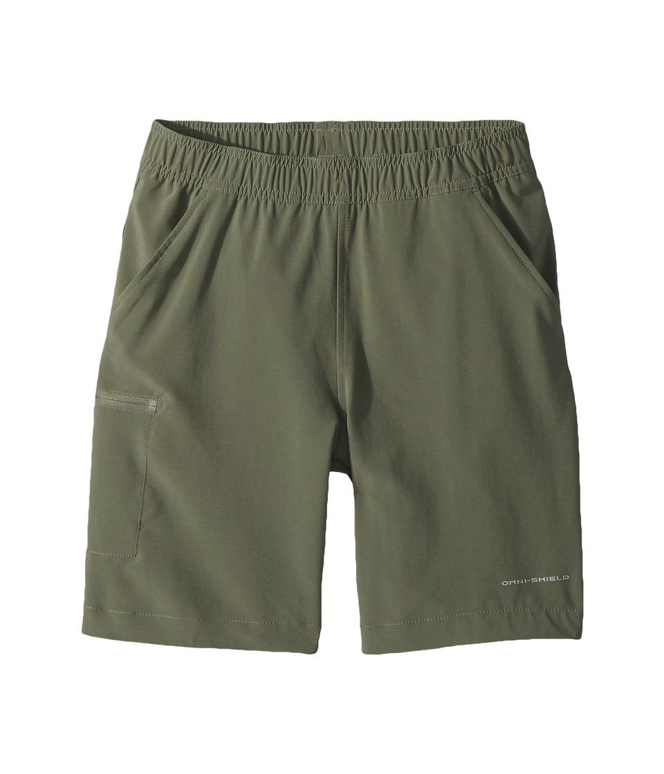 Columbia Kids - Hike Along Shorts (Little Kids/Big Kids) (Cypress) Boys Shorts