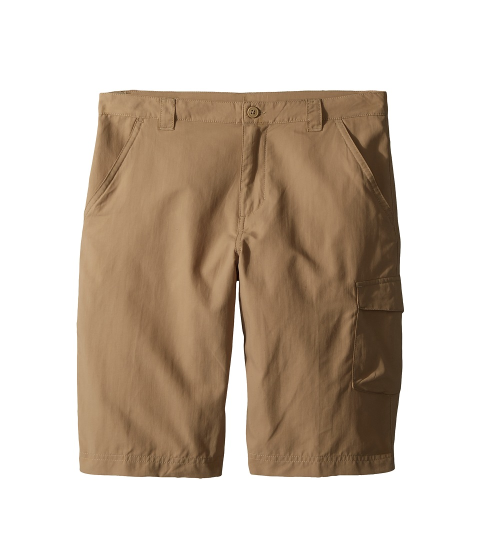 Columbia Kids - Silver Ridgetm II Short (Little Kids/Big Kids) (British Tan) Boys Shorts
