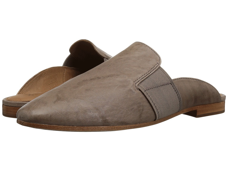Frye Terri Gore Mule (Grey Antique Soft Vintage) Women's Clog/Mule Shoes