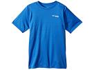 Columbia Kids PFG Americana Scales Short Sleeve Shirt (Little Kids/Big Kids)