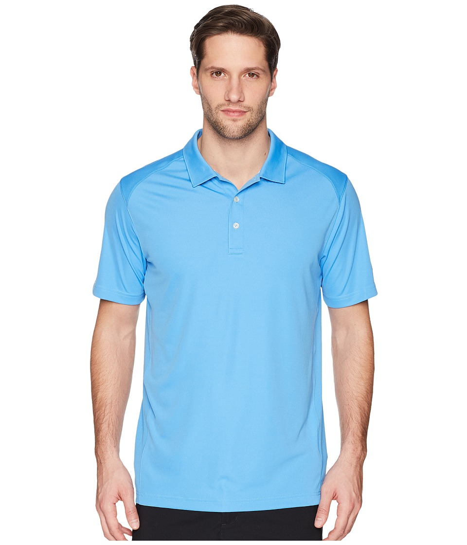 PUMA Golf - Essential Pounce Polo (Marina) Mens Short Sleeve Pullover