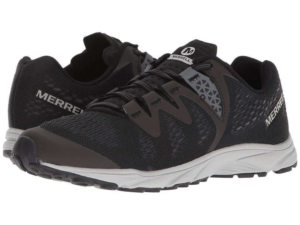 MerrellRiveter E-Mesh  (Black) Womens Shoes