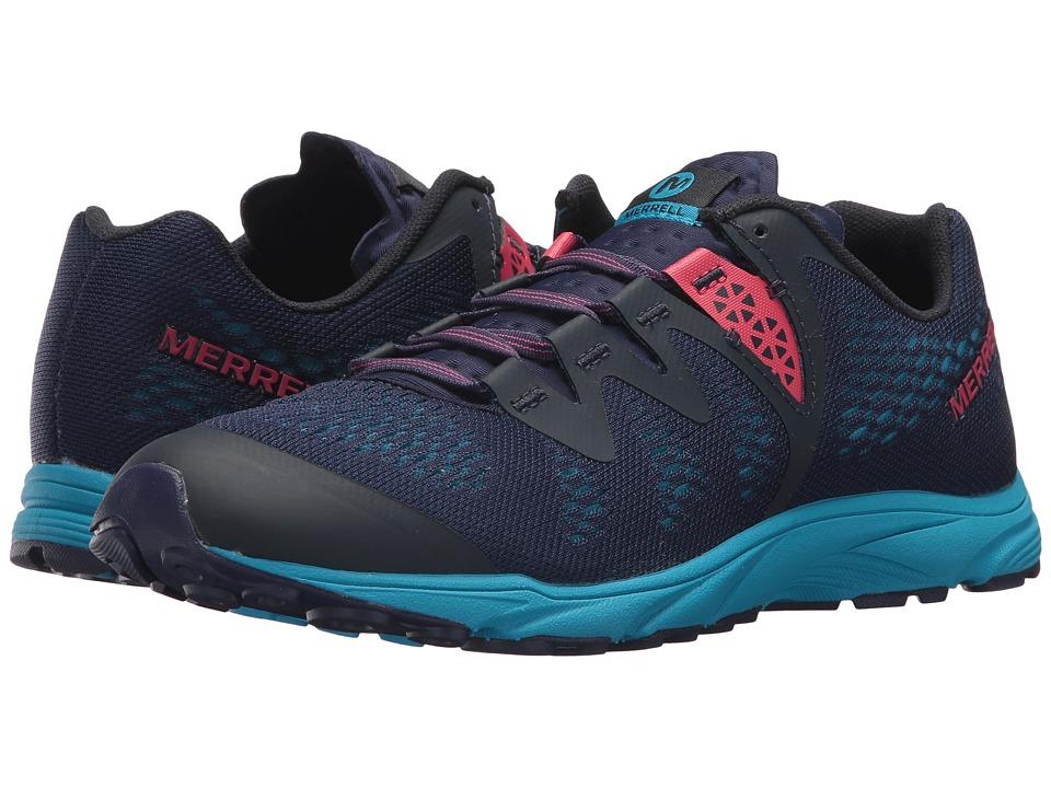 MerrellRiveter E-Mesh  (Tie-Dye) Womens Shoes