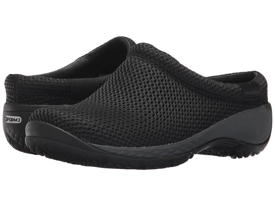 Merrell - Encore Q2 Breeze (Black) Womens Shoes