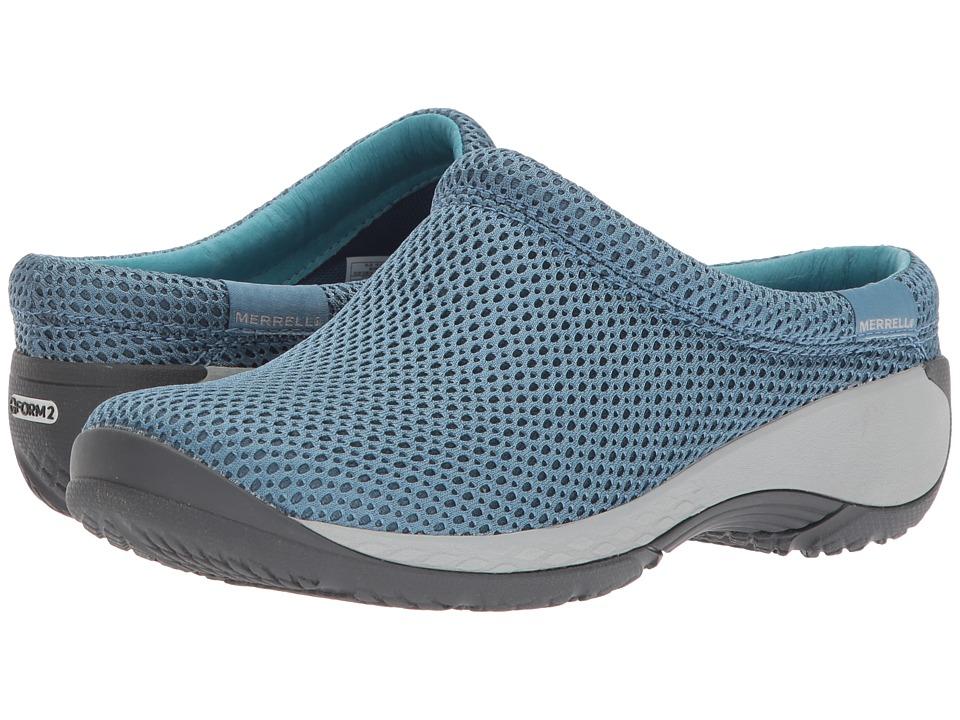 Merrell Encore Q2 Breeze (Blue Heaven) Women's Shoes