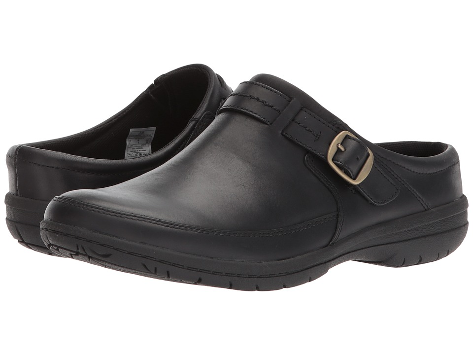 Merrell Encore Kassie Buckle Slide (Black) Women's Shoes