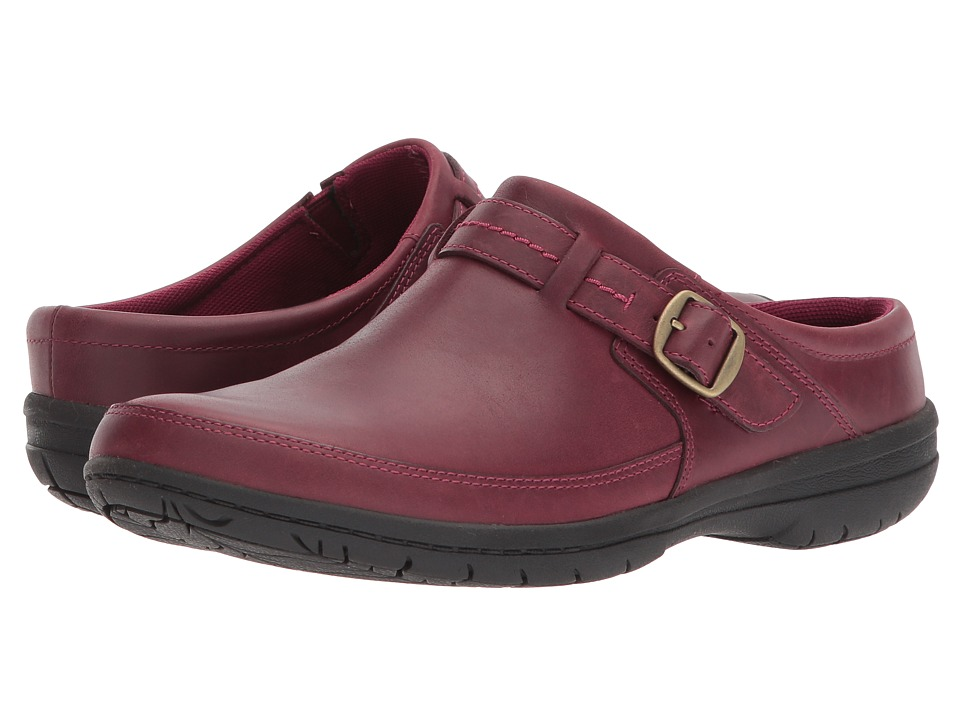Merrell Encore Kassie Buckle Slide (Beet Red) Women's Shoes
