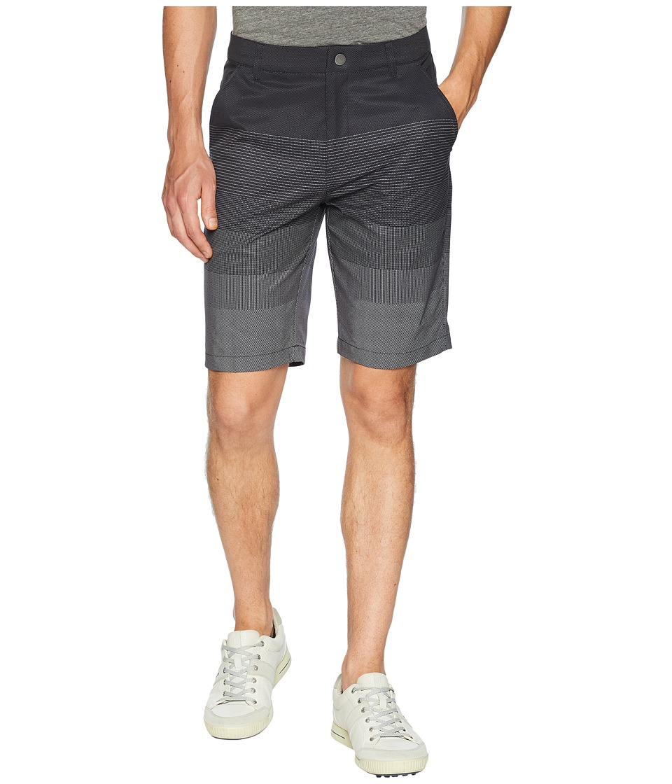 PUMA Golf - PWRCOOL Mesh Fade Shorts (Quiet Shade) Mens Shorts