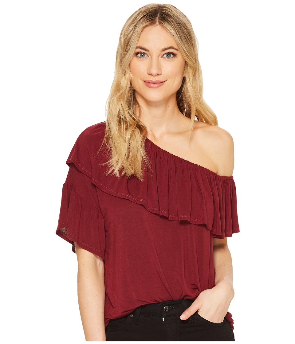 Paige Pax Top (Rouge) Women