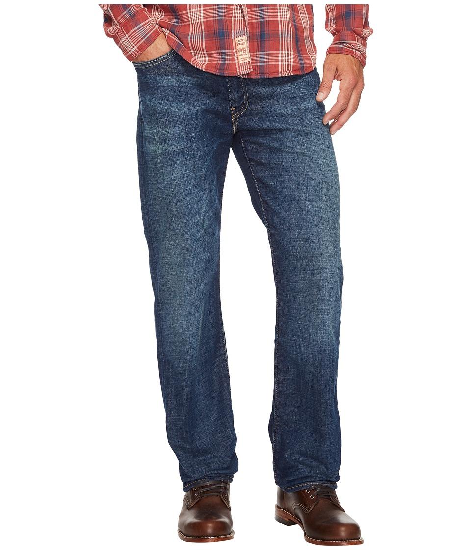 Levis(r) Mens - 514 Straight Fit - Performance Stretch (Stojko) Mens Jeans