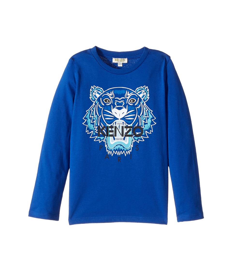Kenzo Kids - Tiger Long Sleeves Tee Shirt