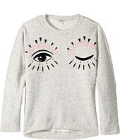 Kenzo Kids - Eye Blink Sweatshirt (Big Kids)