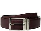 Salvatore Ferragamo Double Adjustable Gancino Calf Belt (679081)