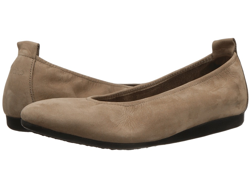 Arche Laius (Sand) Slip-On Shoes