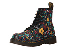 Dr. Martens Kid's Collection Delaney WF Lace Boot (Little Kid/Big Kid)