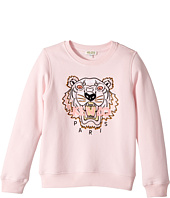 Kenzo Kids - Long Sleeves Tee Shirt (Big Kids)