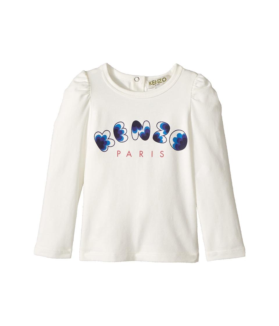 Kenzo Kids - Long Sleeves Tee Shirt