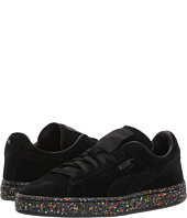 Puma Kids - Suede Classic Multi Splatter (Big Kid)