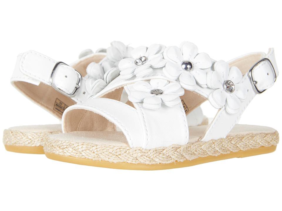 UGG Kids - Allairey (Toddler/Little Kid) (White) Girls Shoes