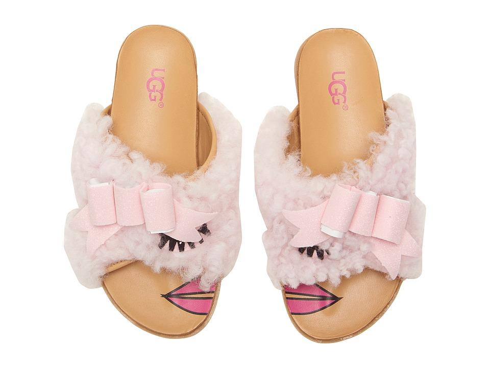 UGG Kids Staceee (Toddler/Little Kid/Big Kid) (Seashell Pink) Girl