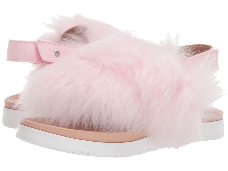 UGG Kids Holly (Toddler/Little Kid/Big Kid) (Seashell Pink) Girls Shoes
