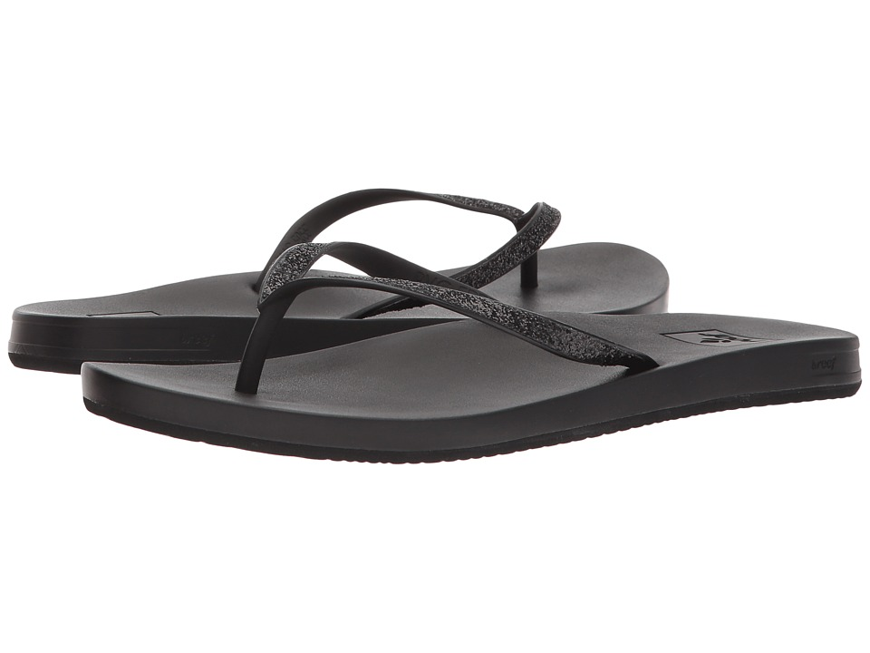 Reef Cushion Bounce Stargazer (Black) Sandals