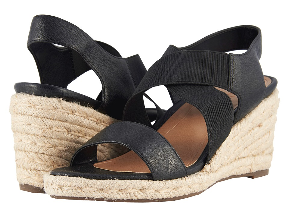 VIONIC Ainsleigh (Black) Wedges
