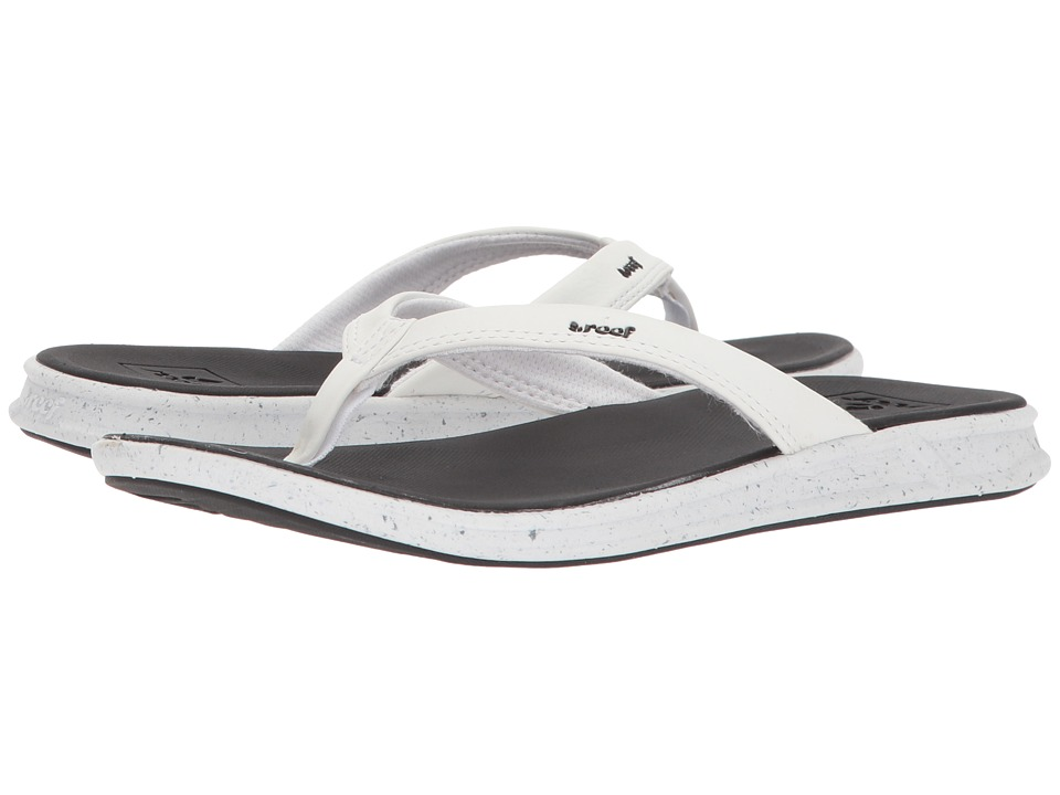 Reef - Reef Rover Catch Pop (Black/White) Women's Sandals