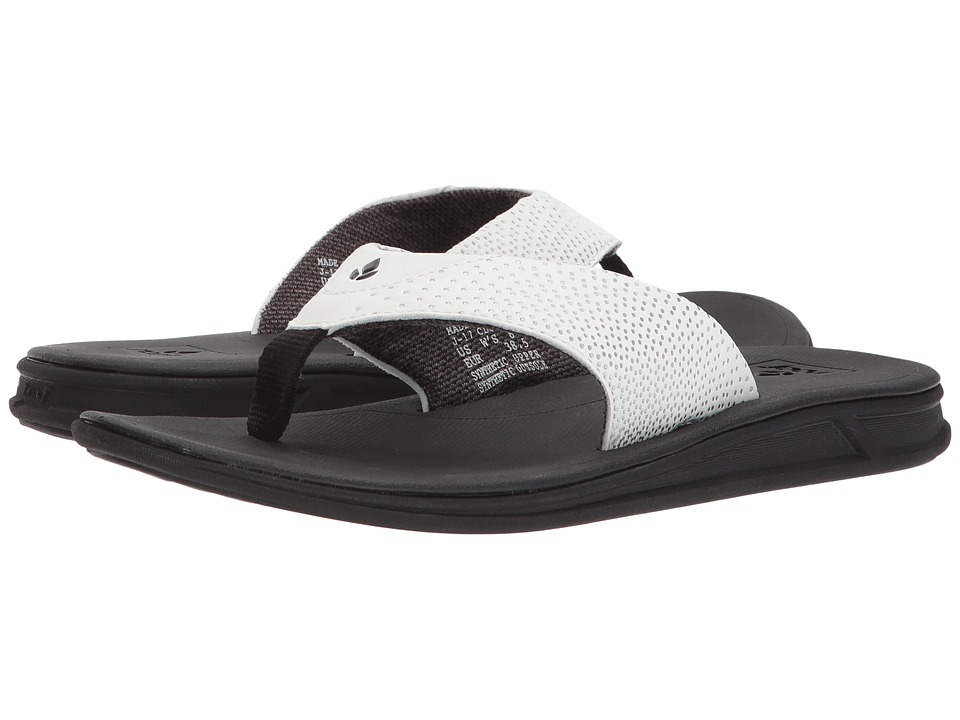 Reef - Rover (Black/White) Women's Sandals