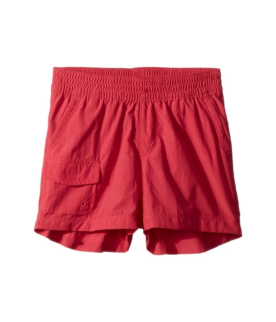 Columbia Kids - Silver Ridge Pull-On Shorts (Little Kids/Big Kids) (Punch Pink) Girls Shorts