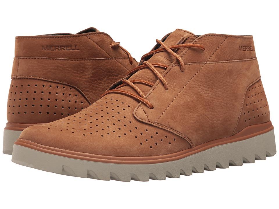 Merrell - Downtown Chukka (Brown Sugar) Mens Shoes