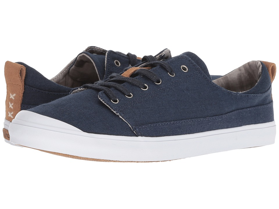 Reef Walled Low (Navy/White)