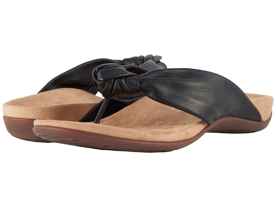 VIONIC - Pippa (Black) Womens Sandals