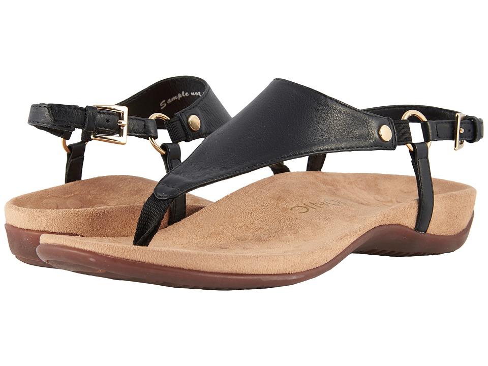 VIONIC - Kirra (Black) Women's Sandals