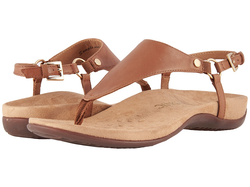 VIONIC Kirra (Brown) Sandals