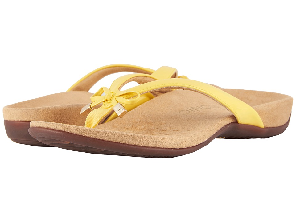 VIONIC Bella II (Yellow) Sandals