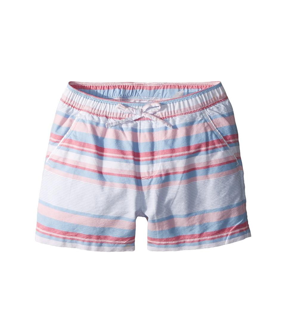Columbia Kids - Solar Fade Shorts (Little Kids/Big Kids) (Lollipop Stripes) Girls Shorts