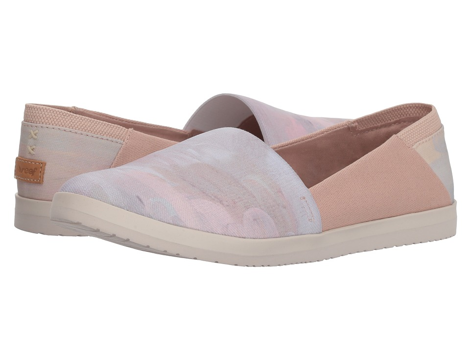 Reef Rose TX (Taupe Paint) Slip-On Shoes