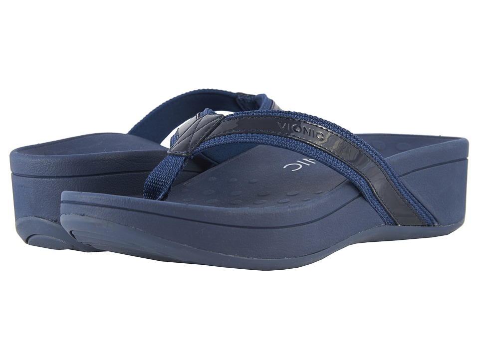 VIONIC High Tide (Navy/Navy) Sandals