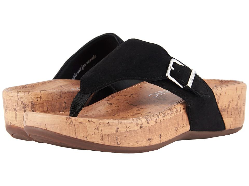 VIONIC - Marbella (Black) Women's Sandals