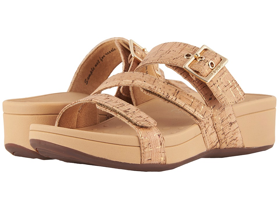 VIONIC Rio (Gold Cork) Sandals