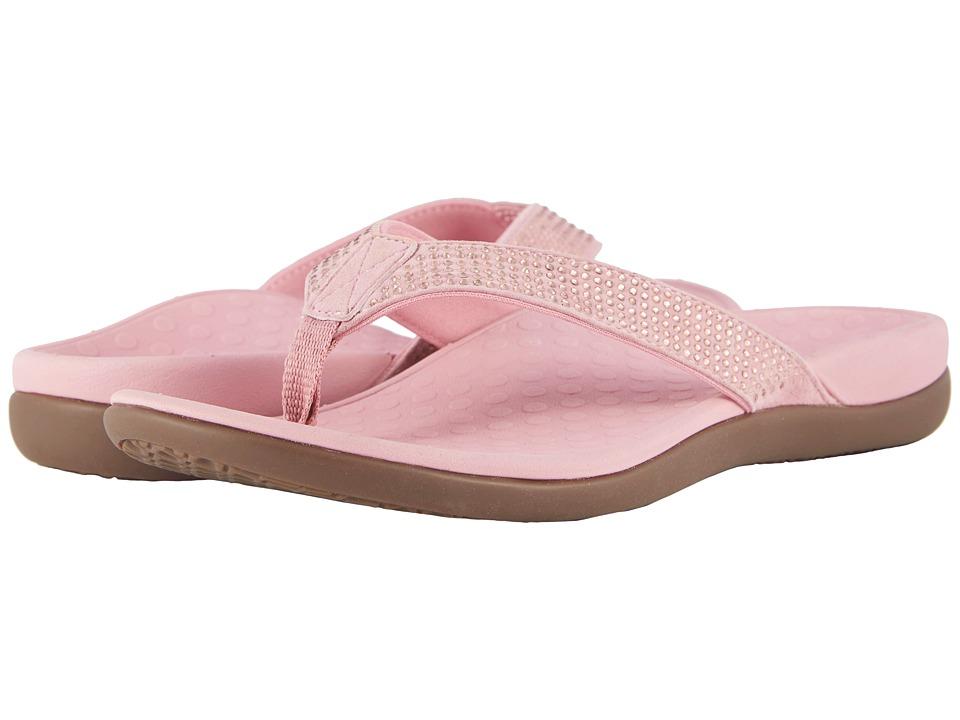 VIONIC - Tide Rhinestone (Blush) Women's Sandals