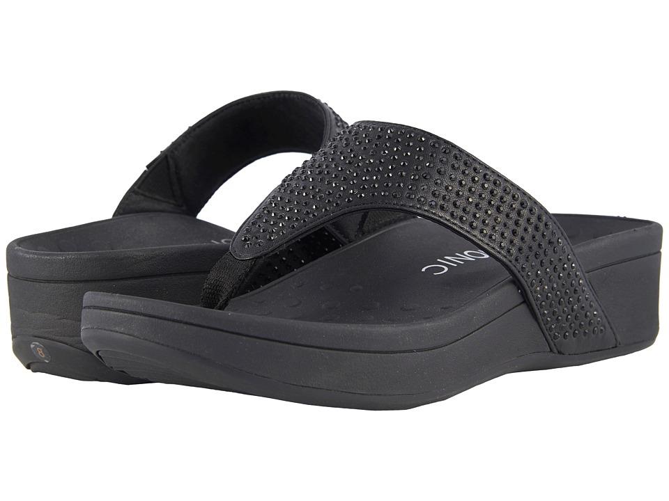 VIONIC - Naples (Black) Women's Sandals