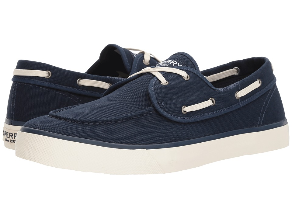 Sperry Top-Sider Captain's 2-Eye (Navy) Men's Shoes
