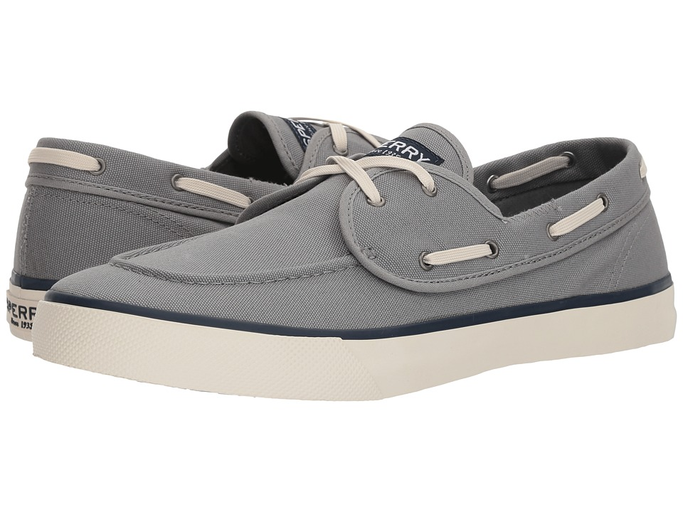 Sperry Top-Sider Captain's 2-Eye (Grey) Men's Shoes