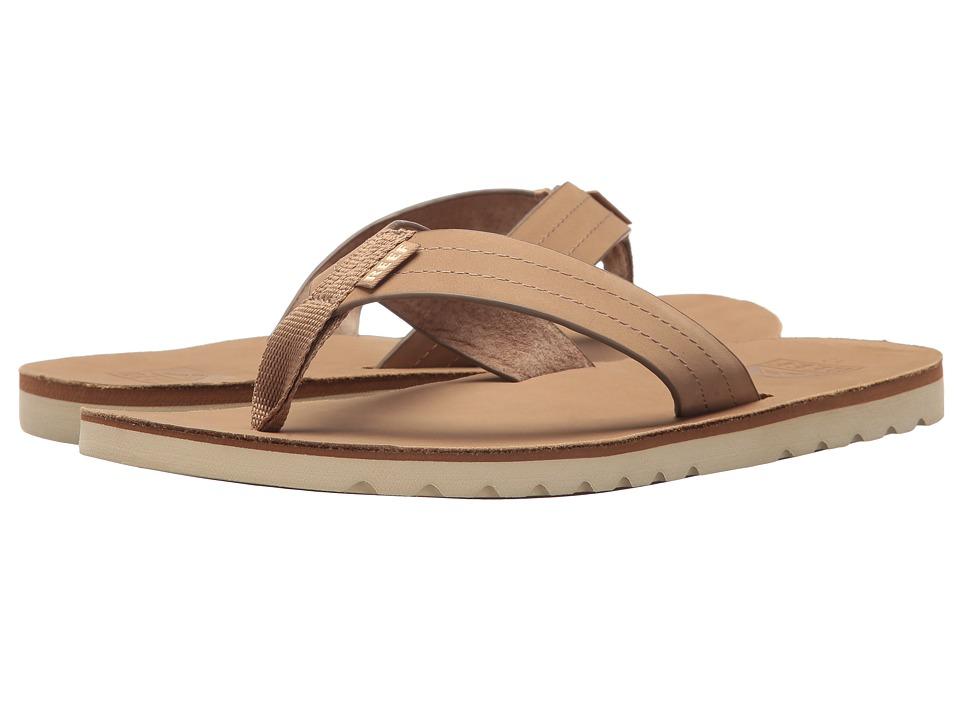 Reef - Voyage LE (Khaki) Men's Sandals
