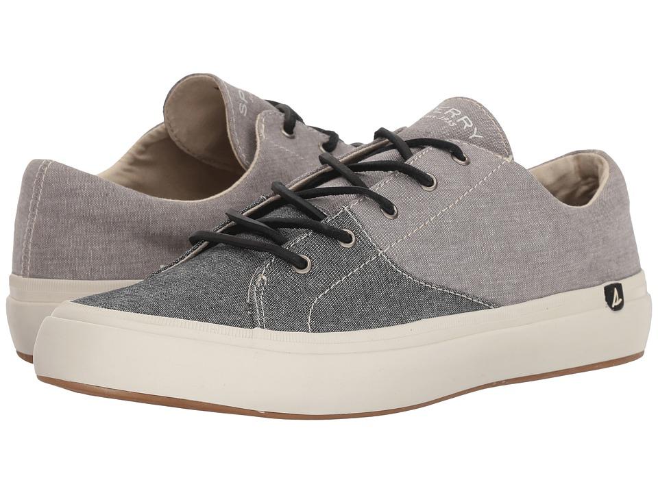 Sperry Haven Lace-Up (Black/Grey) Men