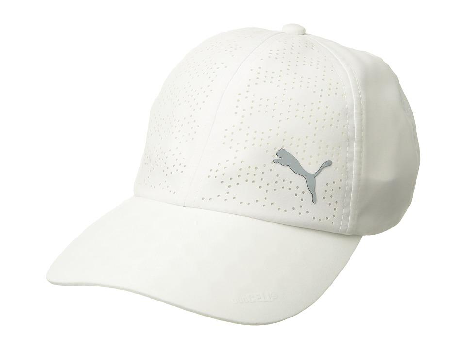 PUMA Golf - Duocell Adjustable Cap (Bright White) Caps