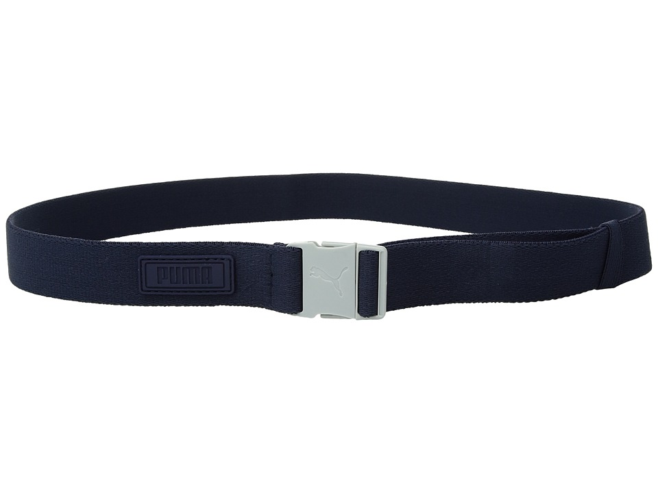 PUMA Golf - Ultralite Stretch Belt (Peacoat) Womens Belts